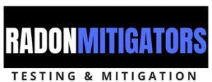 Radon Mitigators Mitigation & Testing Main Street, Merton, WI, USA 262-538-9966 Logo