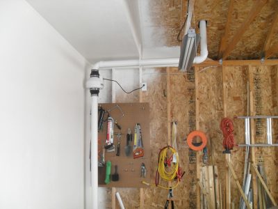Tomahawk Radon Mitigation & Testing System Garage Installation N11445 Co Rd A LOT 18, Tomahawk, WI 54487 715-504-1122
