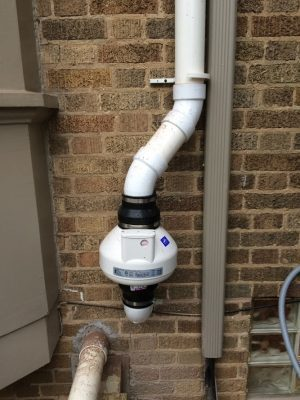 Tomahawk Radon Mitigation & Testing System Outside Installation N11445 Co Rd A LOT 18, Tomahawk, WI 54487 715-504-1122