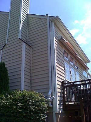 Radon Mitigators Mitigation & Testing, Main Street, Merton, WI, USA Outside Installation Waukesha County 262-538-9966